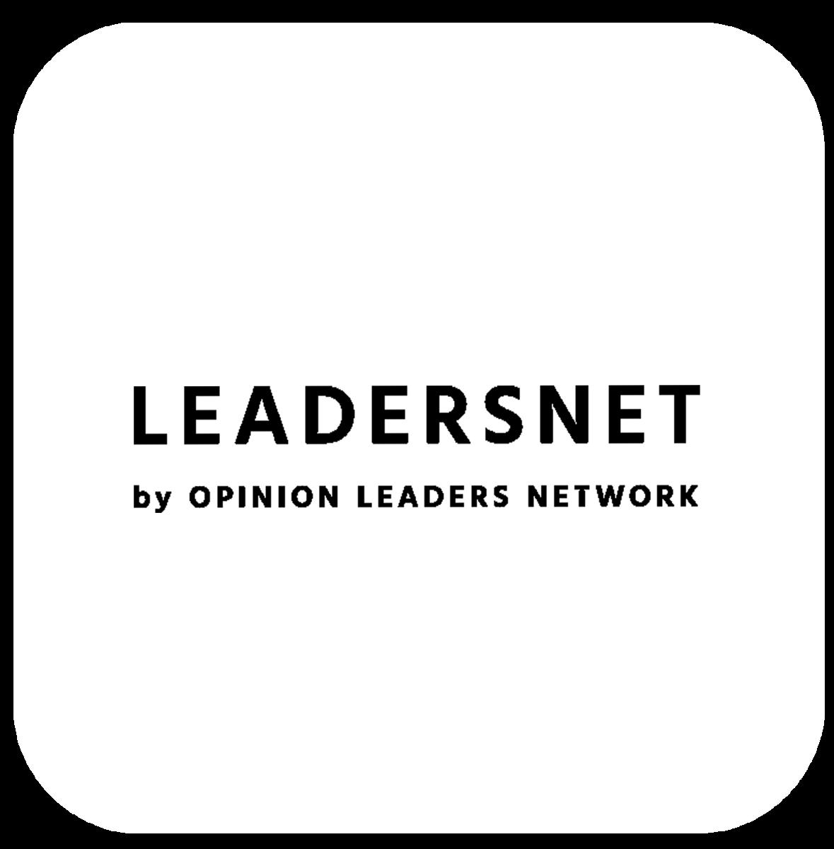 Leadersnet - Presseartikel - Weniger Privatautos.