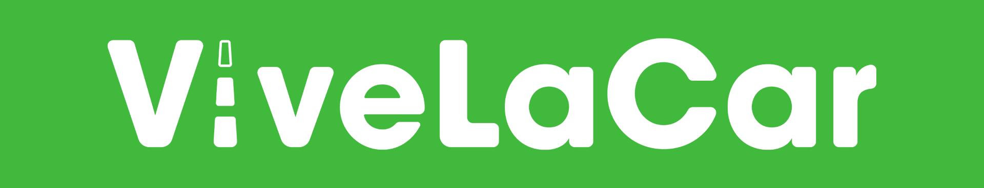 Vivelacar Logo Green Background